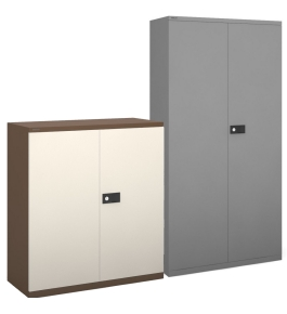 Metal Stationery Cupboards