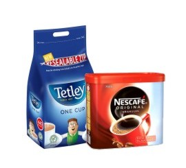 Catering supplies Nescafe Original instant coffee granules 374396