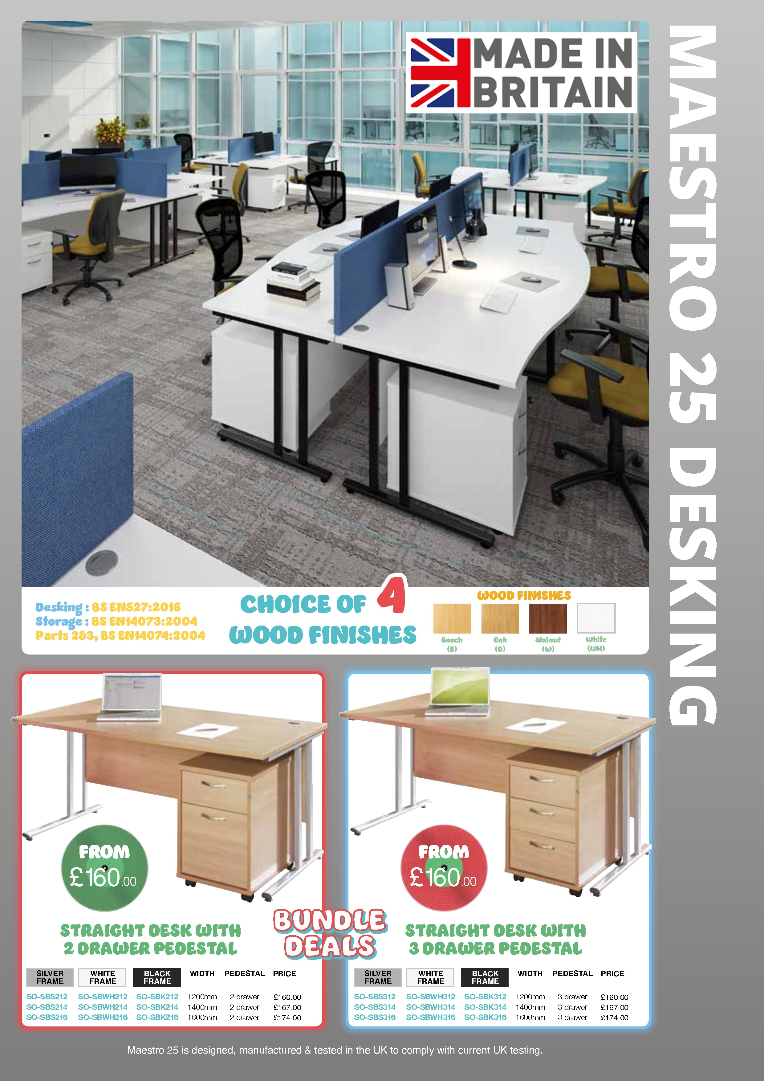 Special Office Furniture Offers