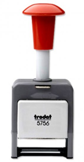 Trodat Automatic Numberer Stamp