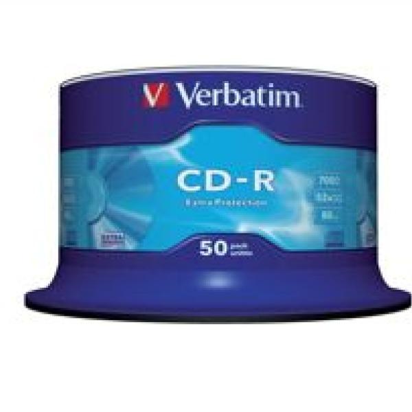 Verbatim CD and DVDs